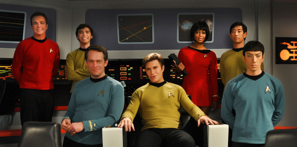 2. Star Trek Continues Cast Picture