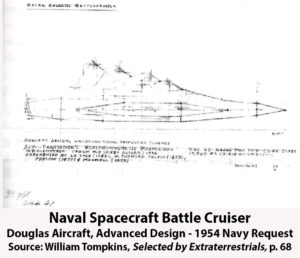 6. Naval Spacecraft Battlecruiser