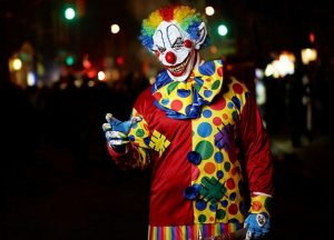 8. Scary-Clown