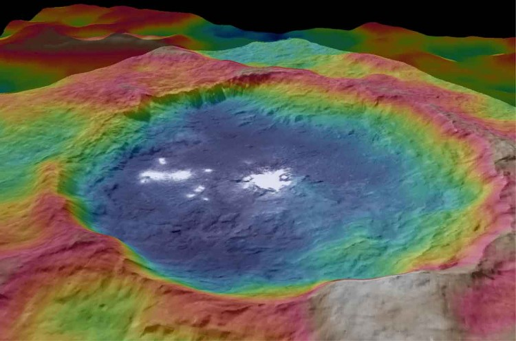 Color-Coded-Topographic-Map-of-the-Occator-Crater-on-Ceres