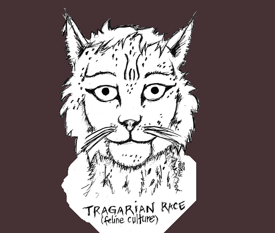 4-Tragarian man_sketch