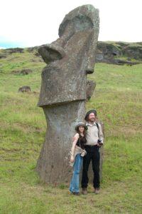 4. Easter Island