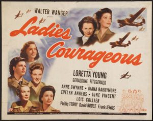 14. ladies courageous