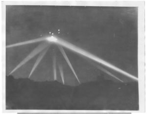 13. 1942 LA UFO AP news photo raw scan