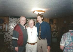 10. Copy of M David, Merlin, and Ben Hansen 1996