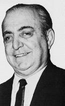 13. Russell Bufalino, circa 1968.