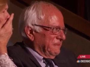 8. Cut on Bernie Sanders