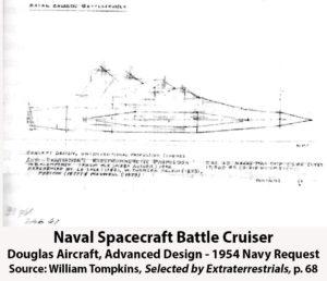 6. Naval Spacecraft Battlecruiser