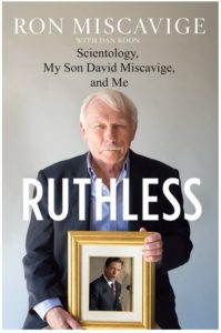2. Ron Miscavige's book cover