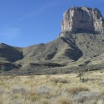 11. Guadalupe Mountains, El Capitan