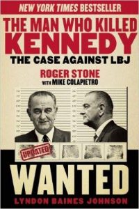 2. Lyndon B. Johnson wanted poster