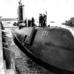 13. USS Nautilus, 1954 launch