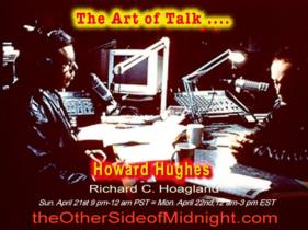 2018/04/21 – Howard Hughes – The Art of Talk ….