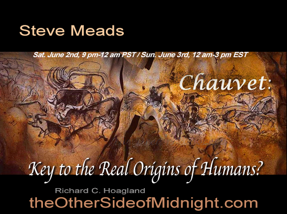 2018/06/02 – Steve Meads – Chauvet: Key to the Real Origins of Humans?