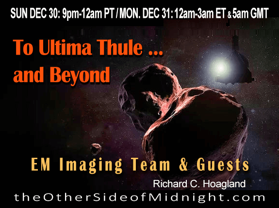 2018/12/30 – EM Imaging Team & Guests – To Ultima Thule … and Beyond