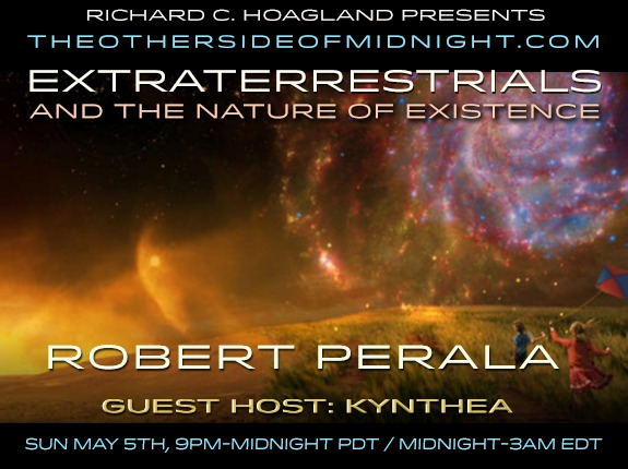 2019/05/05 – Robert Perala and Georgia Lambert with Guest Host – Kynthea – Extraterrestrials and the Nature of Existence