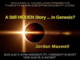 2019/08/17 Jordan Maxwell – A Still HIDDEN Story … in Genesis?