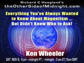 2019/11/09 – Ken Wheeler – Everything You've Always Wanted to Know About Magnetism … But Didn't Know Who to Ask!