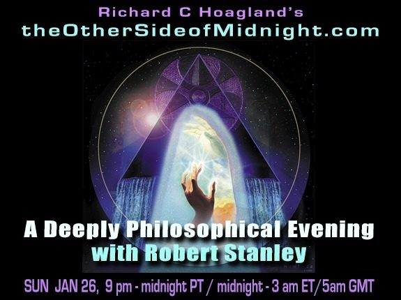 2020/01/26 – Robert Stanley – A Deeply Philosophical Evening with Robert Stanley