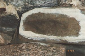 Ibex Petroglyph