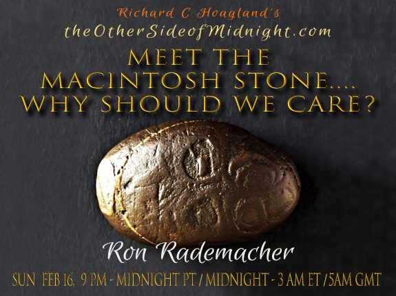 2020/02/16 – Ron Rademacher – Meet the Macintosh Stone…. Why Should We Care?