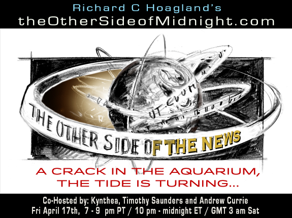 2020/04/17 – TOSN 3 – A Crack in the Aquarium, the Tide is Turning…