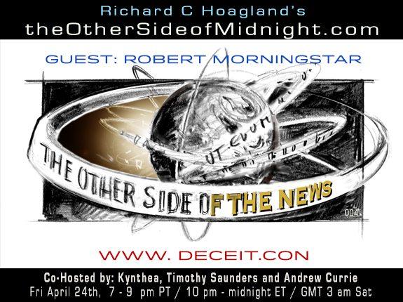 2020/04/24 – TOSN 4 – WWW. DECEIT.CON – Robert Morningstar