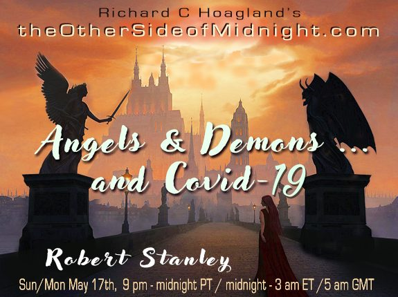 2020/05/17 – Robert Stanley & Georgia Lambert – Angels & Demons…and Covid-19