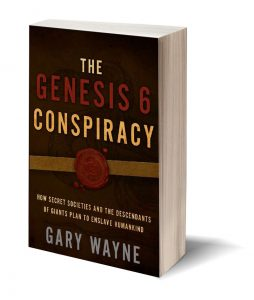 Genesis 6 Conspiracy book