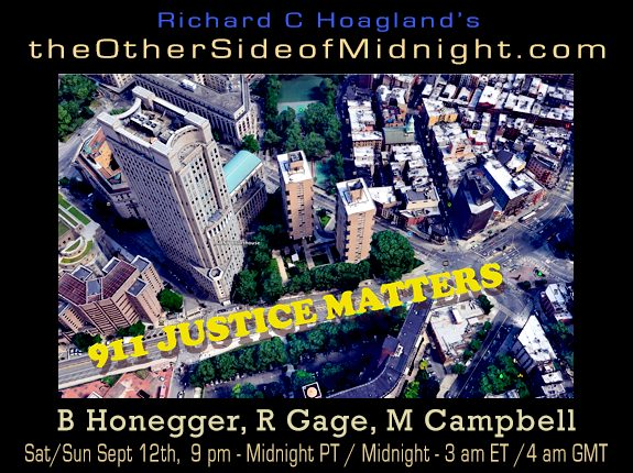 2020/09/12 – Harrison, Meiswinkle, Gage,  Honegger, & Campbell –  911 Justice Matters