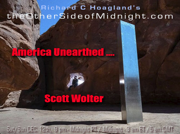 2020/12/12 – Scott Wolter – America Unearthed…