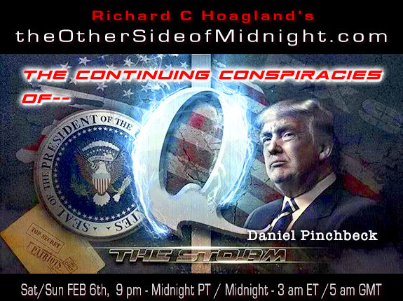 2021/02/06 – Daniel Pinchbeck – The Continuing Conspiracies of–
