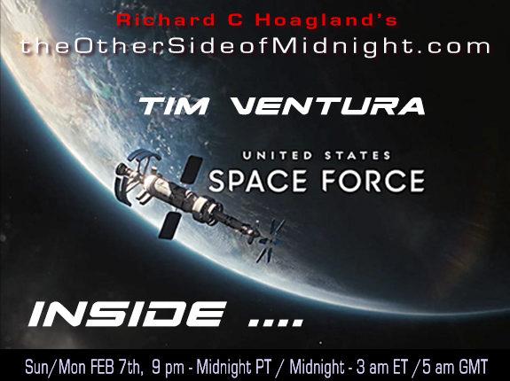 2021/02/07 – Tim Ventura – Inside…