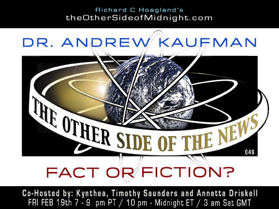 2021/02/19 – Dr. Andrew Kaufman – Fact or Fiction? – TOSN 46