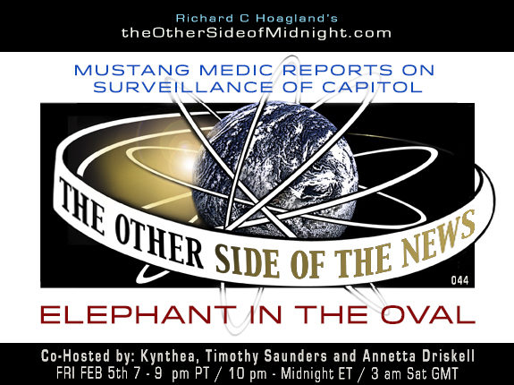 2021/02/05 – ELEPHANT IN THE OVAL – TOSN-44
