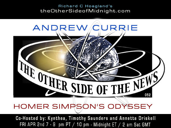 2021/04/02 – Andrew Currie – Homer Simpson's Odyssey – TOSN – 052