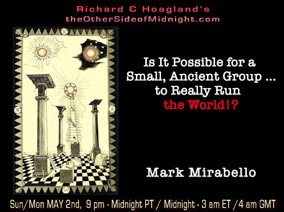 2021/05/02 -Mark Mirabello, PH.D. – Is It Possible for a  Small, Ancient Group … to Really Run   the World!?