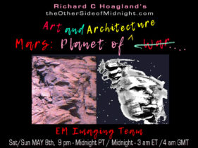 2021/05/08 – EM Imaging Team – Mars: Planet of War…? or Art and Architecture