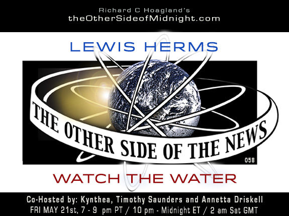 2021/05/21- LEWIS HERMS – WATCH THE WATER – TOSN-58