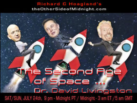 2021/07/24 – Dr. David Livingston – The Second Age of Space …
