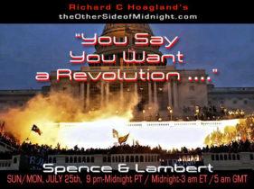 "2021/07/25 – Richard Spence – Georgia Lambert – ""You Say You Want a Revolution …."""