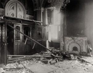 1915 Capitol bombing