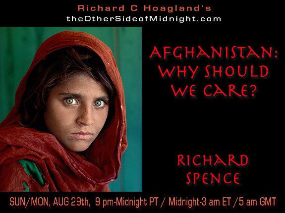 2021/08/29 – Dr. Richard B. Spence – Georgia Lambert – Afghanistan: Why Should We Care?