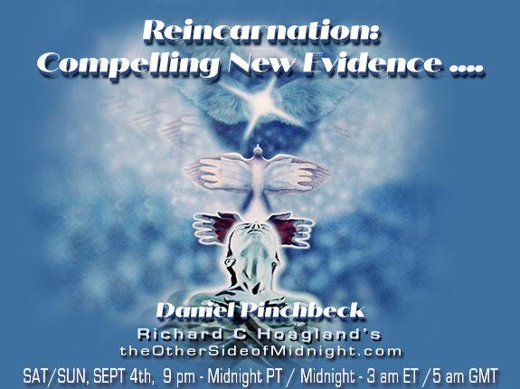 2021/09/04 – Daniel Pinchbeck & Georgia Lambert – Reincarnation: Compelling New Evidence ….