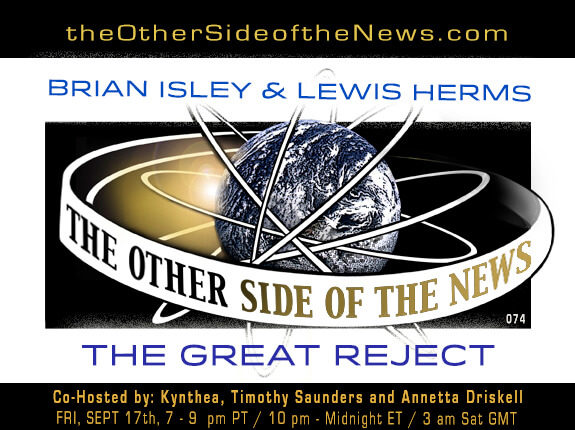 2021/09/17 – BRIAN ISLEY & LEWIS HERMS – THE GREAT REJECT – TOSN 74