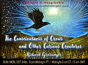 2021/10/24 – Richard Grossinger – The Consciousness of Crows … and Other Creatures